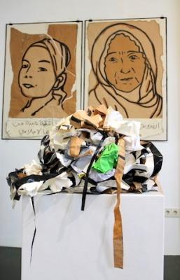 Galerie Isabelle Gabrijel Bettina Baltensweiler