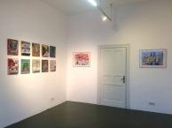Galerie Isabelle Gabrijel Raum Seite 01