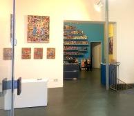 Galerie Isabelle Gabrijel Raum vorne 01