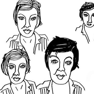 Anita Zimmermann Galerie Isabelle Gabrijel sq